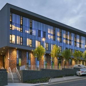 Maryhill Health And Care Centre Hub West Scotland
