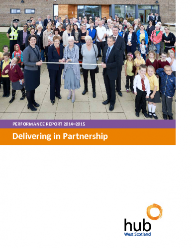 hWS Annual Report 2014/15