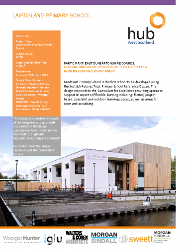 Lairdsland Primary School Case Study