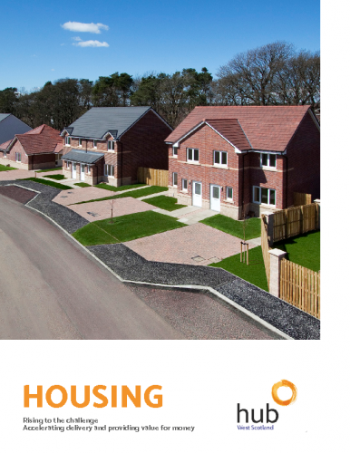 hWS Housing Strategy Proposal PDF of brochure