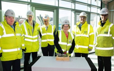 Orchard View Topping out