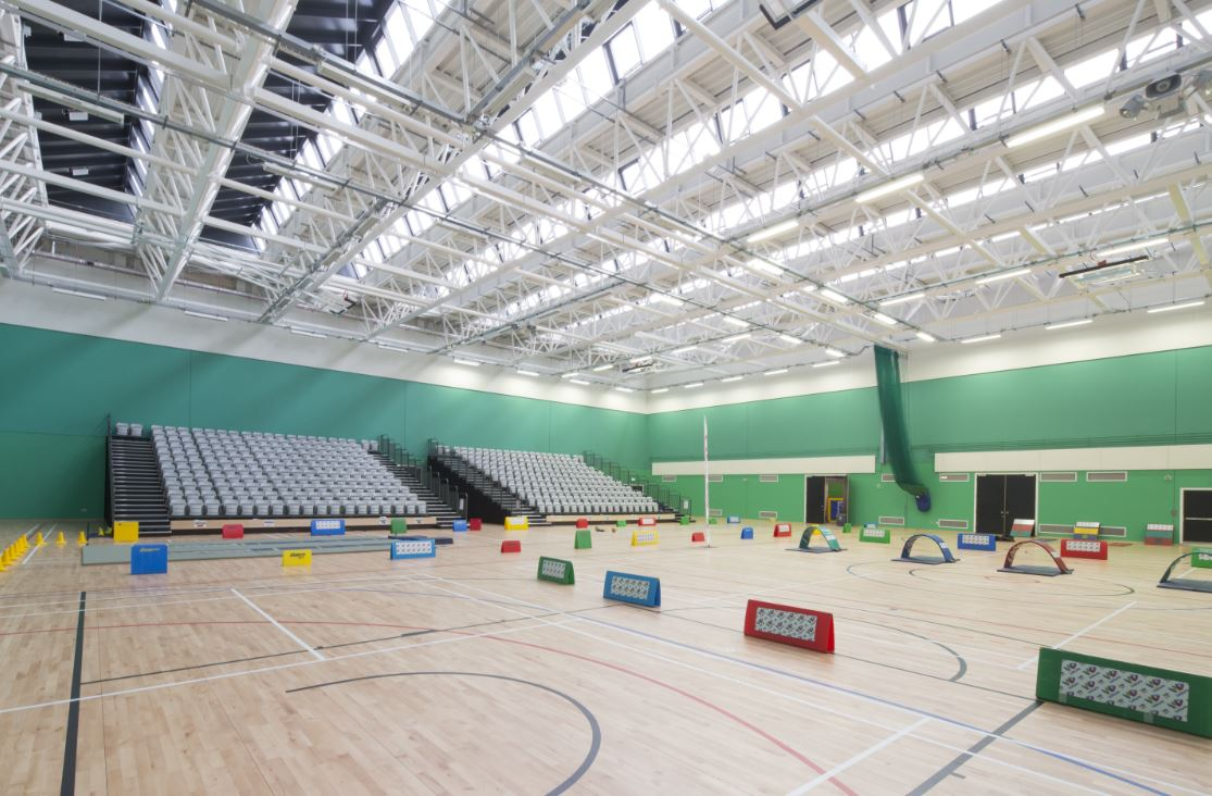 Clydebank Leisure Centre Hub West Scotland