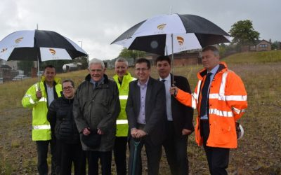Work Starts on New Early Years Centre