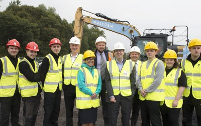 Apprenticeship Programme launched in Partnership with Inverclyde Council