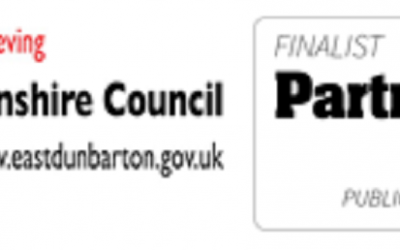 East Dunbartonshire Council shortlisted for Public Sector Team of the Year in the Partnership Awards