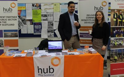 Careers Day at Turnbull High School