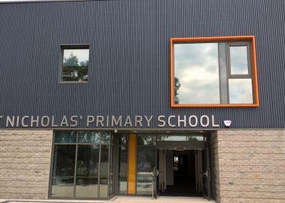 St Nicholas' Primary School