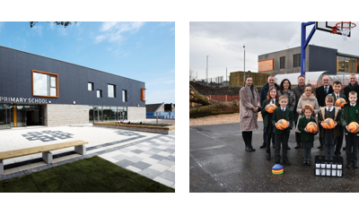 Successful handover of Phase 2 of St Nicholas' Primary School