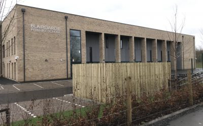Practical Completion Achieved for Blairdardie Primary School