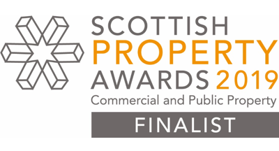 Dumbarton Council Office Finalist in the Scottish Property Awards 2019