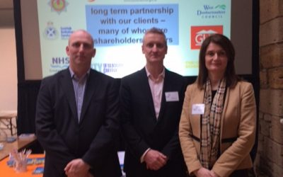Hub West Scotland Housing Launch Success