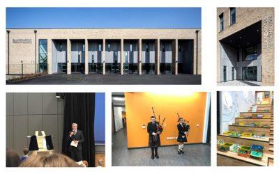 Official Opening of Blairdardie Primary School
