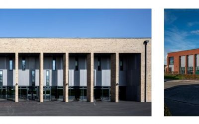 Blairdardie and Carntyne Primary Schools shortlisted for Education Building Scotland Awards