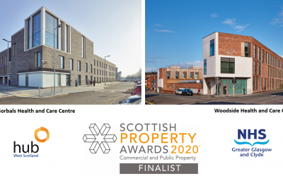 Gorbals Health and Care Centre and Woodside Health and Care Centre Shortlisted for Health Care Development of the Year