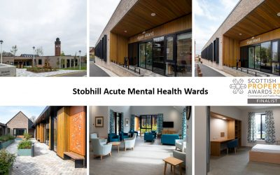 Stobhill Mental Health Facility Shortlisted of the Scottish Property Awards 2021