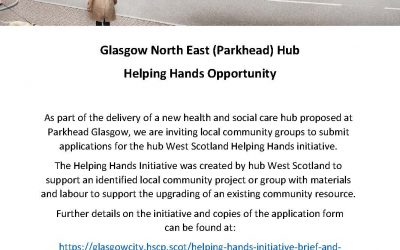 Helping Hands Opportunity