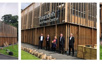 Bearsden Early Years Centre throws open its doors