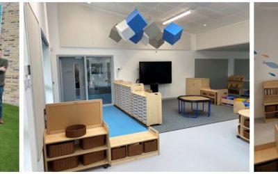 £2.4m nursery expansion complete